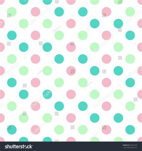 seamless polka dot pattern vector background seamless polka dot pattern background stock vector