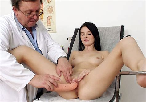 Doctor examing room sex