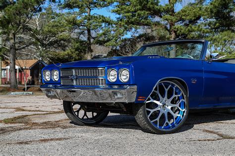 Wheels Chevelle Ss 1970 chevelle ss on brushed wheels