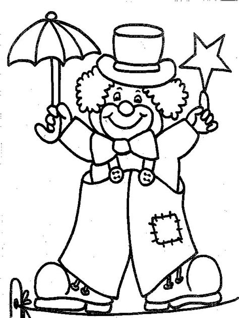 coloring pages of carnival games free coloring pages of ringmaster