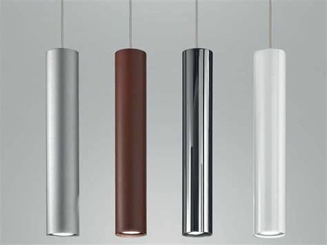 led cylinder pendant lights cylinder pendant l by olev by clm illuminazione