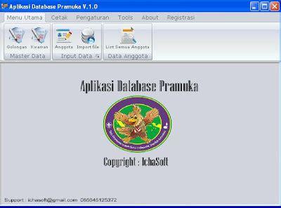 Pvc Id Card Import A4 By aplikasi cetak kta pramuka