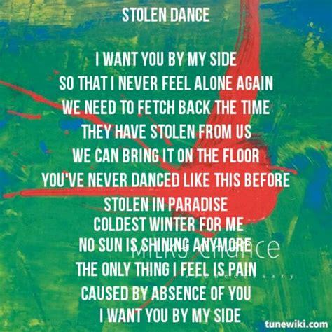 chance stolen testo stolen chance album quotes