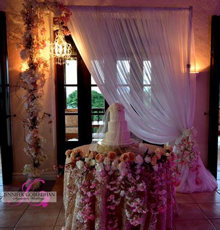 flower design stonehaven stunning wisteria wedding at stonehaven villas tobago