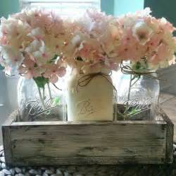 home decor centerpieces mason jar centerpiece mason jar table decor rustic home
