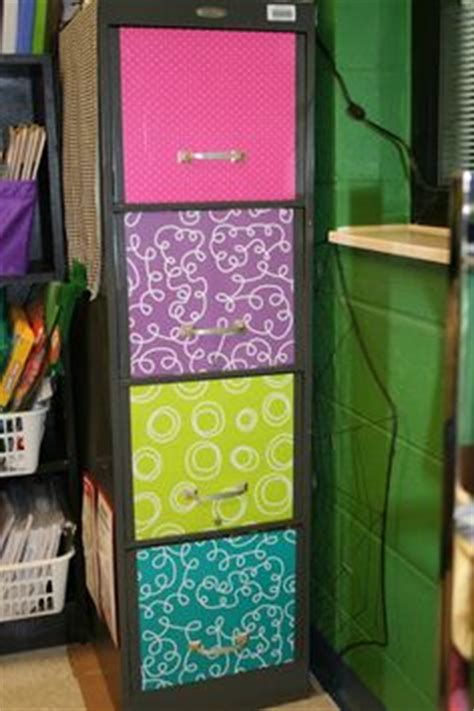 contact paper cover file cabinet 1000 images about file cabinet decorating on