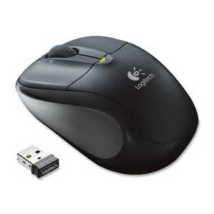 Wireless Mouse Pin Logitech Wireless Mouse M185 Noirgris Usb Optique On