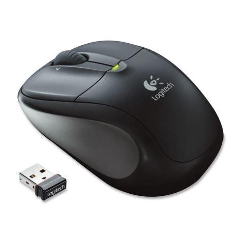 Mouse Logitech pin logitech wireless mouse m185 noirgris usb optique on