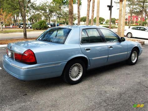 Light Blue Ls 2001 light blue metallic mercury grand marquis ls 26399010 photo 3 gtcarlot car color