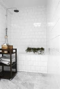 Bathroom Ideas White Tile by 29 White Marble Bathroom Floor Tile Ideas And Pictures