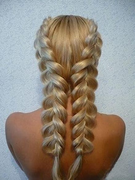 braided hairstyles pigtails braided pigtails hairstyles pinterest