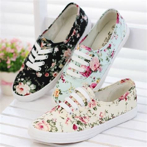 Sneakers Flowers best 25 floral sneakers ideas on floral nikes