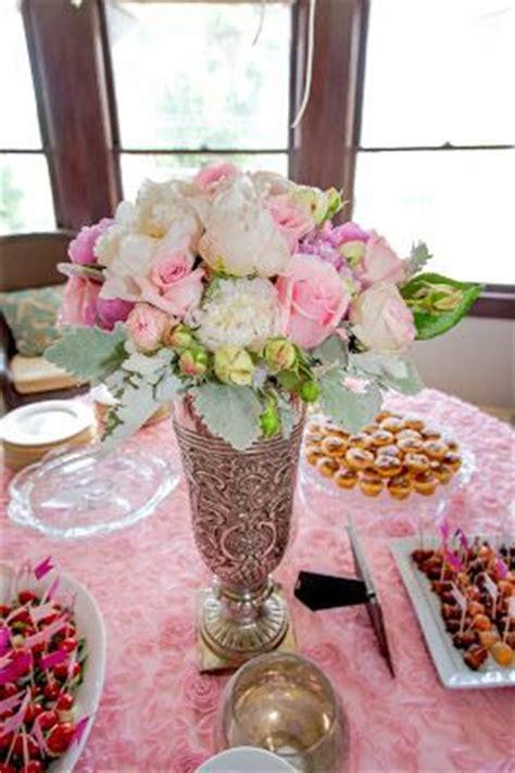bridal shower flower centerpieces bridal shower flower arrangement wedding ideas
