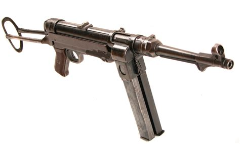 crazy mp dual magazine mp40 i forgotten weapons
