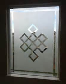 How to frost a window for privacy frosted window diy
