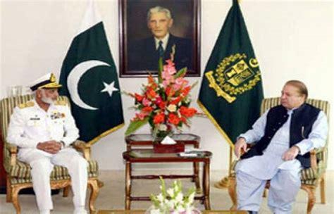 xl tutorial jammu pm naval chief discuss professional matters of pak navy