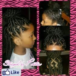 box braids for little girls little girl box braids pinteres