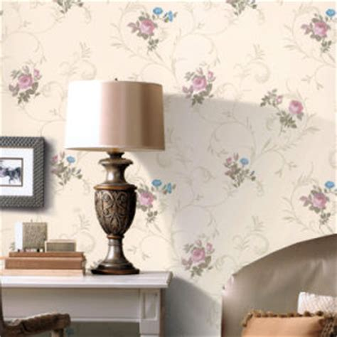 Flower Wallpaper Home Decor by China Flower Pvc Wallpaper For Home Decor Em7141 China