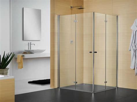 box doccia soffietto cristallo box doccia in cristallo con porte a soffietto multi s 4000