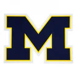 Block M Outline by Potential Roster Attrition At Michigan