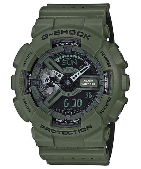 G Shock Ga 1000 Green Angka White ga 110lp 1a products g shock casio