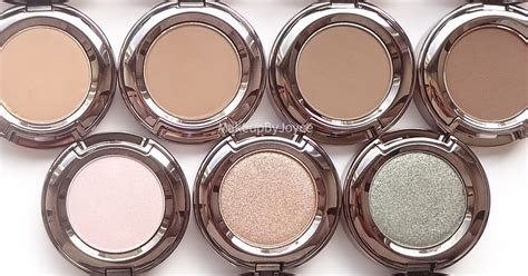 best decay eyeshadow colors makeupbyjoyce swatches comparison decay