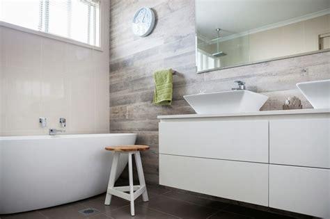 wandpaneele bad 1001 ideen f 252 r badezimmer ohne fliesen ganz kreativ