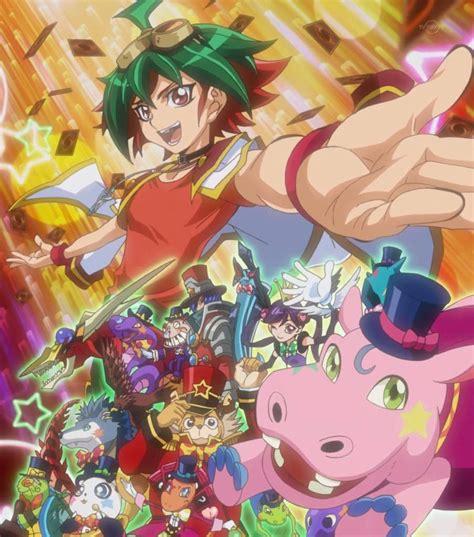 Performapal Flip Hippo yuya sakaki anime amino