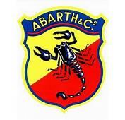 Original Abarth Scorpion Logo  The News Wheel