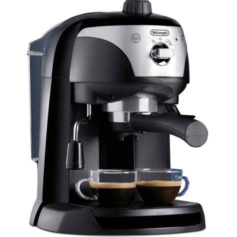 DeLonghi Motivo ECC221B Espresso and Cappuccino Machine