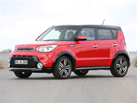 Kia Gas Milage Kia Soul Technical Specifications And Fuel Economy