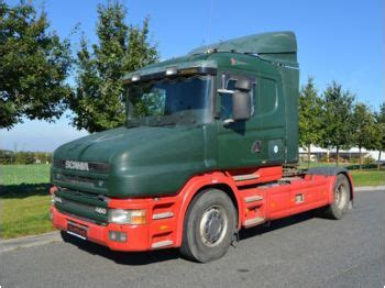 Sale Kran Tembok Toto T 26 13 scania tractota 4x2 tractor unit from spain for sale at truck1 id 1361180
