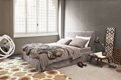 ghost bed ghost 80 double bed by gervasoni design paola navone
