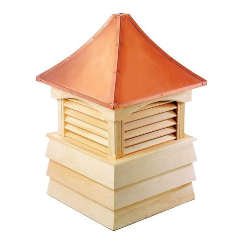 directions sherwood 26 in x 37 in wood cupola with