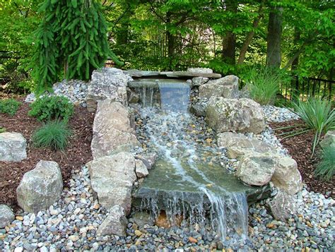 waterfall designs garden ponds and waterfalls nj
