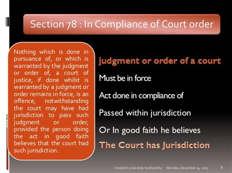 section 76 ipc general exceptions indian penal code s 76 to 106