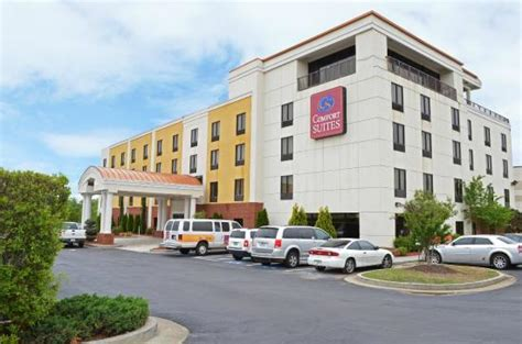 Comfort Suites Atlanta Airport Hotel 5087 Clark Howell