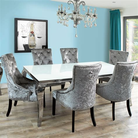 Grey Dining Room Furniture Silver Grey Dining Room Chairs Dining Room Design