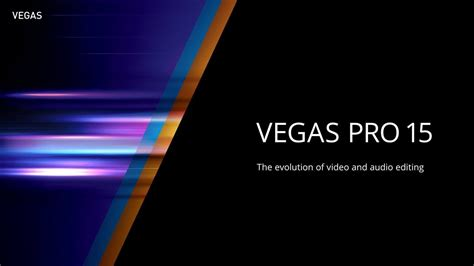 bagas31 vegas pro 15 vegas pro 15 inspiration meets productivity youtube