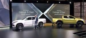 mercedes x class up truck specs release date