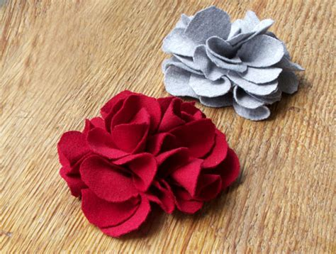 upcycling t shirt fabric flowers a touch of flowers and fascinators
