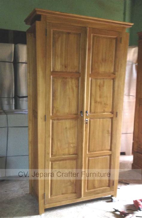 teak armoire indonesian teak wood armoire wardrobe cabinet bedroom furniture doors