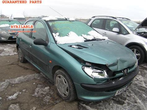 Spare Part Peugeot 206 Peugeot 206 Breakers Peugeot 206 Spare Car Parts