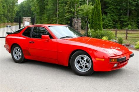 repair anti lock braking 1983 porsche 944 on board diagnostic system find used 1983 porsche 944 base coupe 2 door 2 5l in cary north carolina united states for us