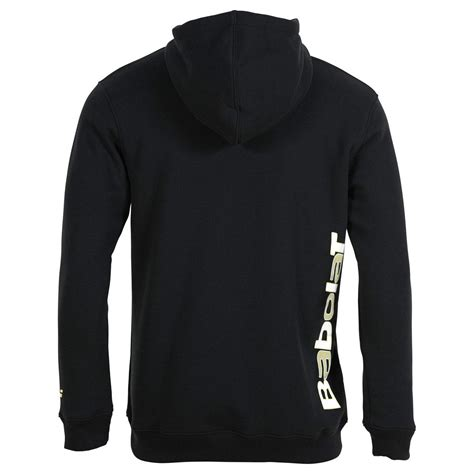 Hoodie Babolat babolat boys hoodie anthracite tennisnuts