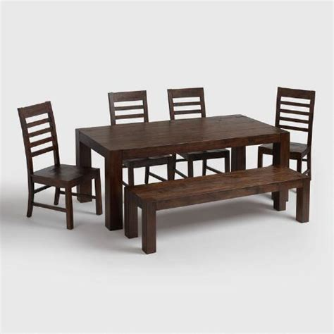 World Market Dining Room Furniture Donnovan Dining Collection World Market