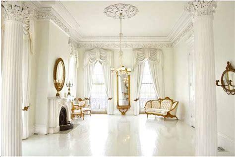 The White Ballroom In The Nottoway Plantation Mansion On | tour nottoway plantation in white castle louisiana