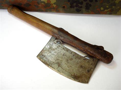 ottoman axe 1700s antique muslim islamic ottoman battle axe ebay