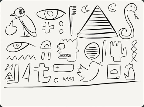 coloring pages for egyptian hieroglyphs hieroglyphics printable coloring pages hieroglyphics