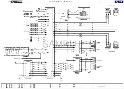 jaguar s type electrical system wiring jaguar xke distributorand ignition system wiring diagram